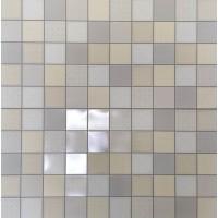 Пластиковая Панель Пластмаркет кафельная плитка Мелания 960 * 485мм