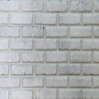 Пластиковая Панель Пластмаркет камень Белый 960 * 485мм