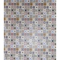 Пластиковая Панель Пластмаркет мозаика Асорти 960 * 485мм