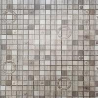 Пластиковая Панель Пластмаркет плитка Викинг 960 * 485мм