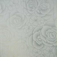 Панель ПВХ Dom Plast (Дом Пласт) 250х7х6000 Термоперевод Цветы