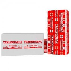 Экструдированный пенополистирол FAS Техноплекс 100 мм 1180x580