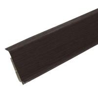 Плинтус пластиковый Идеал DECONIKA (Деконика) №303 Венге темный