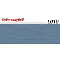 Плинтус LinePlast (ЛайнПласт) с мягким краем, матовый, L010 Клен голубой
