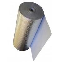 Подложка вспененная фольгированная 4 мм рулон 50 мп
