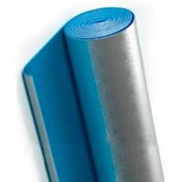 Подложка вспененная фольгированная 5 мм рулон 50 мп