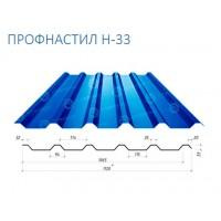 Профнастил несущий H-33