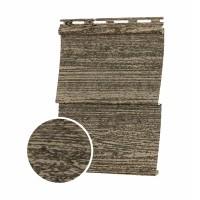 Сайдинг акрило-полиуретановый Ю-пласт Тимберблок Ель Альпийская