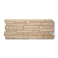 Сайдинг фасадный «Скалистый камень», Анды