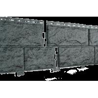 Сайдинг Ю-пласт Фасадные панели Стоун Хаус Камень Изумрудный