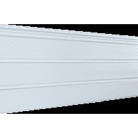 Софиты Ю-пласт цвет белый c полной перфорацией