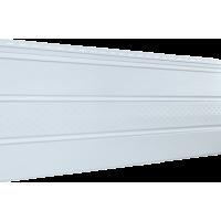 Софиты Ю-пласт цвет белый c частичной перфорацией
