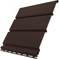 Софиты Ю-пласт цвет шоколадный