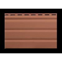 Софит Альта-Профиль (дл.3-ш.0.232мм.) без перфорации, цвет Дуб-светлый