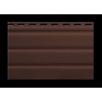 Софит Альта-Профиль (дл.3-ш.0.232мм.) с перфорацией, цвет коричневый