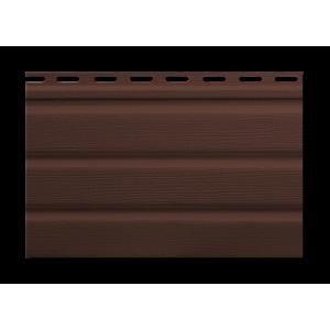 Софит Альта-Профиль (дл.3м. -ш 0.232мм) без перфорации, цвет коричневый