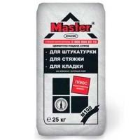 Смесь Master ЦПС, цементно-песчаная, 25 кг.