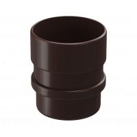 Соединение трубы водосточной системы Docke (Дёке), 100 мм