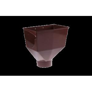 Горло желоба водосточной системы Profil (Профиль), 130 мм