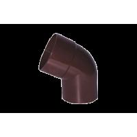 Колено 60° для водосточной системы Profil (Профиль), 90 мм