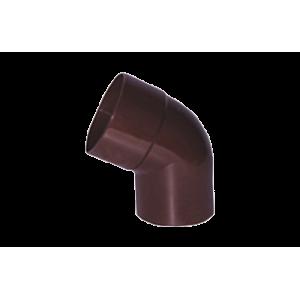 Колено 60° для водосточной системы Profil, 90 мм