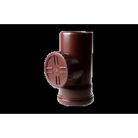 Ревизия для водосточной системы Profil (Профиль), 130 мм