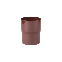Соединитель трубы для водосточной системы Profil (Профиль), 90 мм