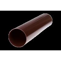 Труба водосточная для водосточной системы Profil, 90 мм