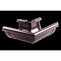 Угол наружный 90° для водосточной системы Profil (Профиль), 130 мм