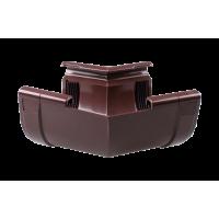 Угол внутренний 135° для водосточной системы Profil (Профиль), 130 мм