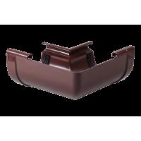 Угол внутренний 90° для водосточной системы Profil (Профиль), 90 мм