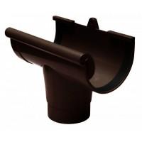 Воронка желоба для водосточной системы Rainway (Ренвей), 90 мм