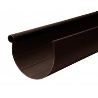 Желоб 3м для водосточной системы Rainway (Ренвей), 90 мм