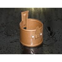Крепление водосточной трубы (винт) Система 125/90