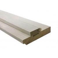 Коробка дверная деревянная Premium Decor NOVA 3D с уплотнителем под полотно 34мм