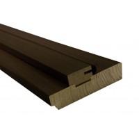 Коробка дверная деревянная Premium Decor NOVA 3D с уплотнителем под полотно 100х34мм