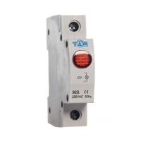 Индикатор на динрейку световой SGSL красный