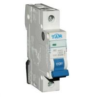 Автоматический выключатель 1 Полюс 10А