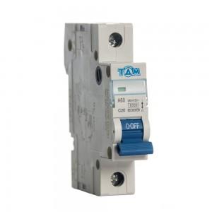 Автоматический выключатель 1 Полюс 20А