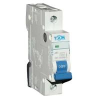 Автоматический выключатель 1 Полюс 40А