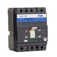 Автоматический выключатель силовой 160А, HAB160-3P