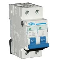 Автоматический выключатель 2 Полюса 16А