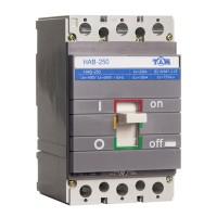 Автоматический выключатель силовой 200А, HAB250-3P