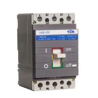 Автоматический выключатель силовой 250А. HAB250-3P