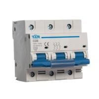 Автоматический выключатель 3 Полюса 100А