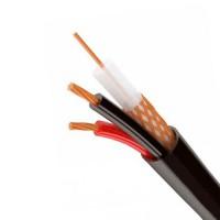 Телевизионный кабель RG-59U-POWER ТДМ видеонаблюдение, медь (305 м)