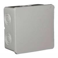 Коробка распределительная Р7 (накладная) квадратная