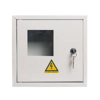 Щит наружный под 1-фазный электронный счетчик+ 04 автомата