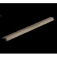 Наличник оконный металлический Технониколь Hauberk Бежевый