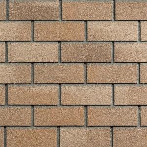 Фасадная плитка Технониколь Hauberk Песчаный кирпич